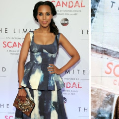 Interview: Kerry Washington Talks Olivia Pope's Style & More At The Limited Collection x Scandal Launch Party
