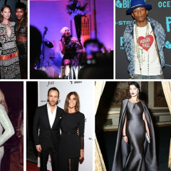 Last Night's Parties: Lady Gaga Joins Harper's BAZAAR In Celebrating ICONS By Carine Roitfeld & More!