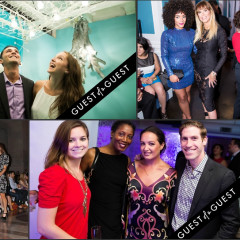 Last Night's Parties: DC Fashion Week, Washingtonian Style Setters, & More!