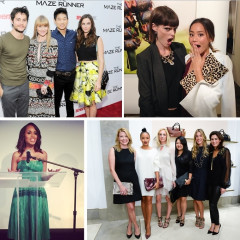 Last Night's Parties: Coco Rocha & Jamie Chung Celebrate The Origins Global Launch & More!