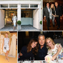 Inside The Moda Operandi London Launch Hosted By Lauren Santo Domingo
