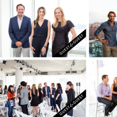 Birchbox, Bonobos & Rent the Runway Kick Off Online's Day Off With A VIP Summit And Cocktail Event