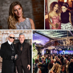 Last Night's Parties: Karl Lagerfeld, Gisele Bundchen & Baz Luhrmann Celebrate The New Chanel No.5 Film & More!