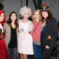 Charlotte Gainsbourg, Naomi Watts & More Celebrate Halloween With Laduree & Bonpoint