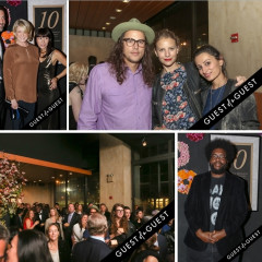 Julian Schnabel, Martha Stewart & Questlove Host The EN Japanese Brasserie 10th Anniversary Celebration