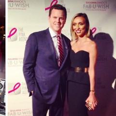 Giuliana Rancic & Hannah Bronfman Attend The Pink Agenda Annual Gala