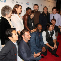 'The Walking Dead' Cast Crash PaleyFest Audience, No One Is Mad