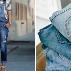 Fall Fashion Guide: 10 Pairs Of Jeans You Need This Season
