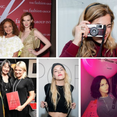Last Night's Parties: Diane von Furstenberg Remembers Oscar de la Renta At The Fashion Group International's 31st Annual Night of Stars & More!