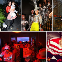 Last Night's Parties: Allison Sarofim & Stuart Parr Take Guests Into The Future At Their Annual Halloween Party & More!