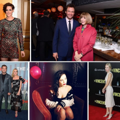 Last Night's Parties: Anna Wintour & Stefano Tonchi Support Tory Burch At The Launch Of Her New Book & More!