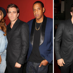 New BFF Alert: Beyonce, Jay-Z, And 50 Cent Join Jake Gyllenhaal At The NYC Premiere Of