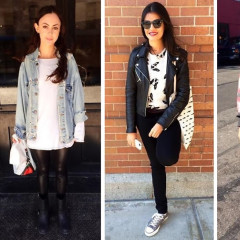 NYC Street Style: Autumn Looks In The Meatpacking District