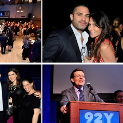 Inside 92Y's Emerging Leadership Council Second Annual Eat, Sip, Bid Autumn Benefit