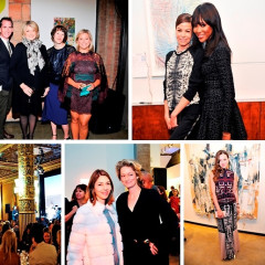 Rainer Judd, Naomi Campbell & More Attend The 2014 Ballroom Marfa Benefit Gala