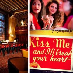 Heartbreak Havens: The Best NYC Bars For Getting Over A Breakup
