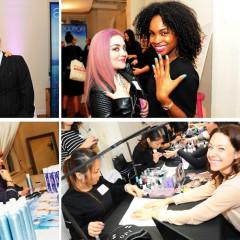 Inside The Beautypress Spotlight Day Press Event November