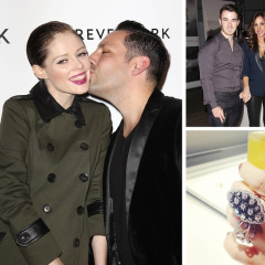 A Glowing Coco Rocha Joins Forevermark Diamonds At #HoldMyHandForever
