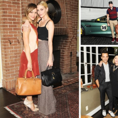 Jaime King & Katharine McPhee Celebrate The Ghurka Woman Collection Launch In L.A.