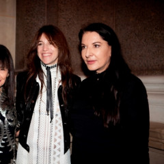 Charlotte Gainsbourg & Marina Abramovic Join RoseLee Goldberg In Celebrating The Renaissance Women Of Performa