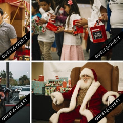 The Shops At Montebello Presents Santa's Arrival