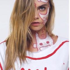 Cara Delevingne Turns Video Girl In Die Antwoord's