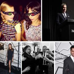 Poppy Delevingne & Joan Smalls Stun At The MoMA Film Benefit Honoring Alfonso Cuaron