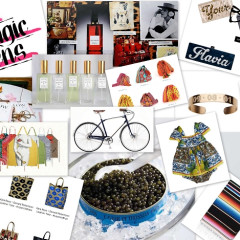 Rachelle's 2014 Holiday Gift Guide: 12 Days of Gifting