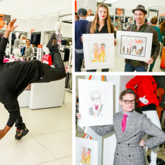 The Fashion Set & Joe Fresh Celebrate Free Arts NYC
