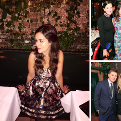 Cynthia Rowley & Chelsea Leyland Attend A Special Fashion Dinner At The Waverly Inn