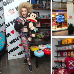 Paul Frank Celebrates Its First Pop-Up Shop At The Paramount Hotel