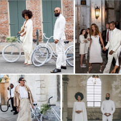 Solange Knowles Just Had The Chicest Wedding EVER (& We're Not Surprised)