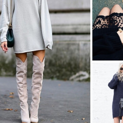 Cool & Cozy: 8 Must-Have Sweater Dresses This Season