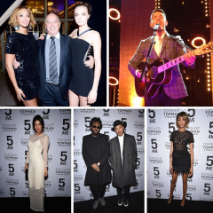 Inside The Topshop/Topman 5th Avenue Flagship Opening In NYC