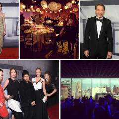 Hilary Rhoda, Jeff Koons & More Attend The 2014 Whitney Gala & Studio Party Presented By Louis Vuitton