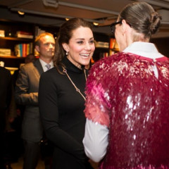 The Royals Stop By NeueHouse, Duchess Kate Fangirls Over Jenna Lyons