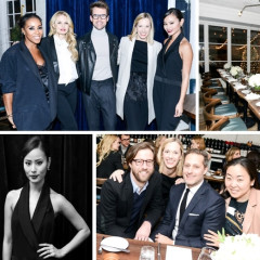 Jamie Chung & June Ambrose Celebrate Ann Taylor's ChangeMakers Initiative