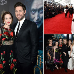 Meryl Streep, Emily Blunt & Anna Kendrick Attend The World Premiere Of