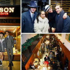 Stetson & JJ Hat Center Celebrate Old New York With Just Another, One Dapper Street & The Metro Man