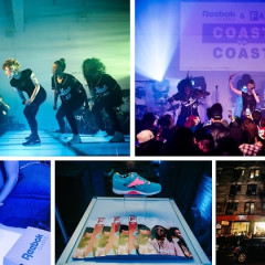 Kiesza Performs At The Fader x Reebok Classic #CoastToCoast Event In NYC