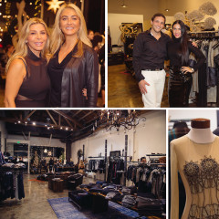 Kora Rae Presents Its Fall/Holiday 2015 Collections At Avedon Boutique
