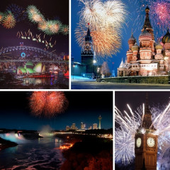 The Most Spectacular New Year's Eve Celebrations From Around The World