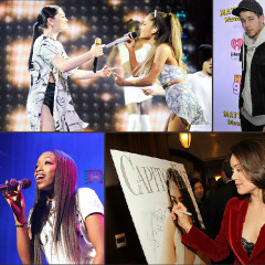 Last Night's Parties: Nick Jonas Hosts DC's Hott 99.5 Jingle Ball, Estelle Performs At The Howard Theater, & More!