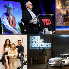 Last Night's Parties: Ted Turner Honored At The National Portrait Gallery, & More!