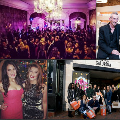 Last Night's Parties: The Capital Club's 23rd Annual Santa Soiree & More!