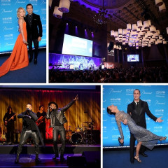 Kelly Ripa, Katie Couric & Nigel Barker Attend The 10th Annual UNICEF Snowflake Ball