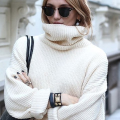 20 Seriously Stylish Sweaters To Amp Up Your Winter Wardrobe