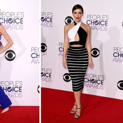 Best Dressed Guests: Our Favorite Looks From The 2014 People's Choice Awards