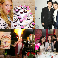 Last Night's Parties: Molly Sims At Drybar Bethesda, Three Day Rule Launch Party, & More!