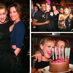 Inside Amy Sacco's Annual Birthday Blowout At No.8